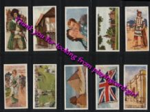 Tobacco cigarette cards Do You Know  1939 by Carreras